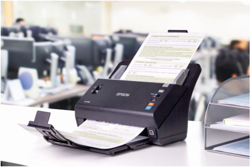 Escaner Epson WorkForce DS-860