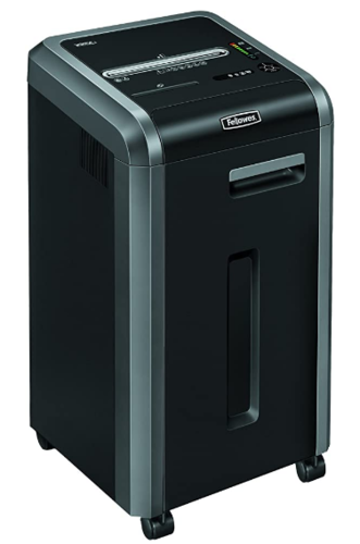 Destructora FELLOWES 225Ci, corte en partículas