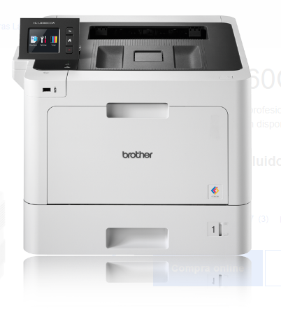 Impresora láser color BROTHER HL-L8360CDW