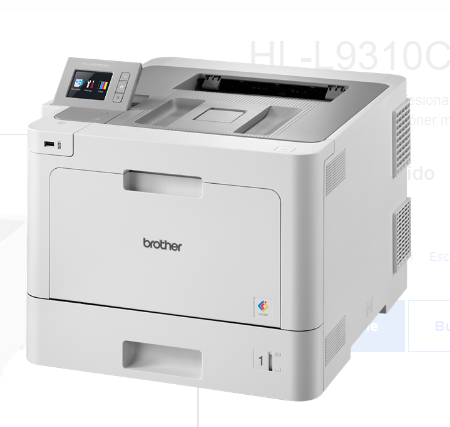 Impresora láser color BROTHER HL-L9310CDW