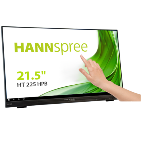 Monitor Tactil HANNSPREE HT225HPB - 21.5""