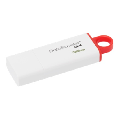 PENDRIVE 32 GB KINGSTON DATATRAVELER G4 - 3.0 / 2.0