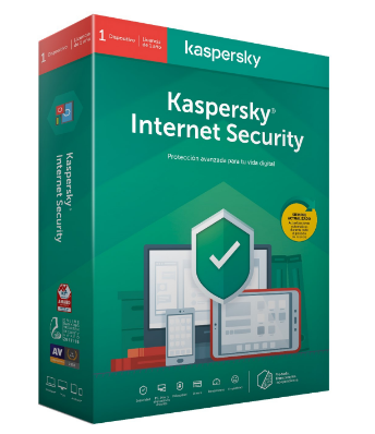 ANTIVIRUS KASPERSKY INTERNET SECURITY 1 DISPOSITIVO