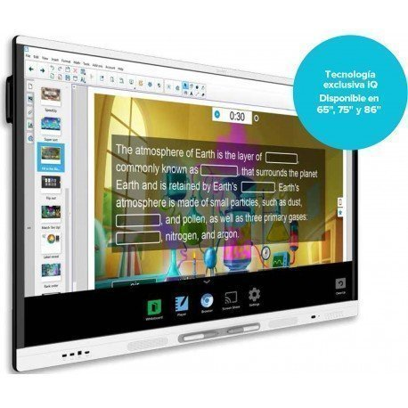 Pantalla interactiva SMART Board MX175 - 75""